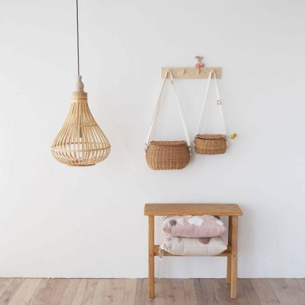 lampara-colgante-amsfield-madera-marron-eglo-foto-3