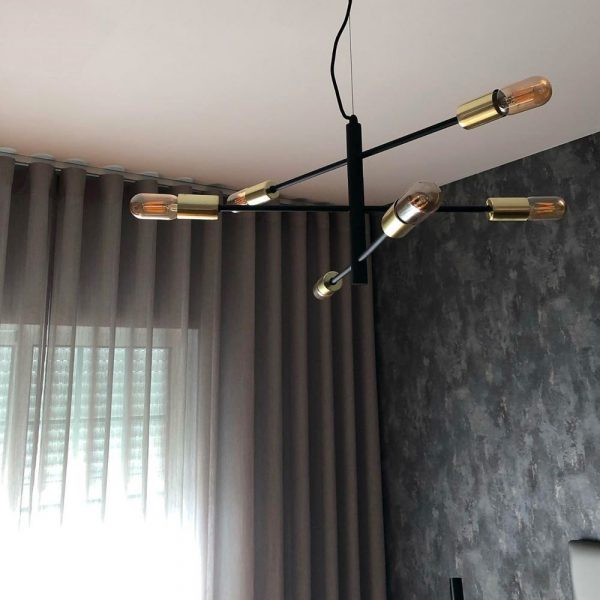 lampara-colgante-soho-6l-negro-y-oro-schuller
