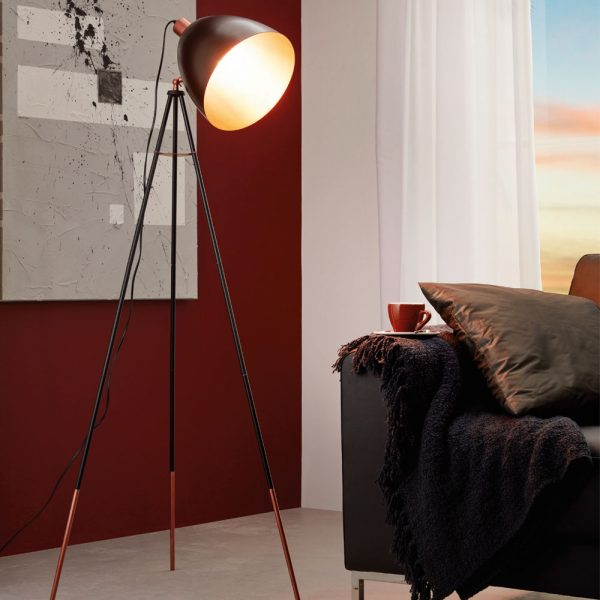 lampara-de-pie-chester-negro-y-cobre-eglo-foto-3