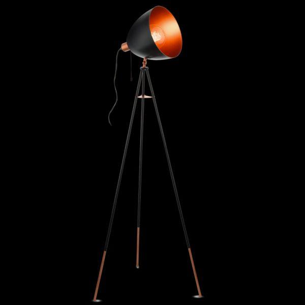 lampara-de-pie-chester-negro-y-cobre-eglo-foto-4
