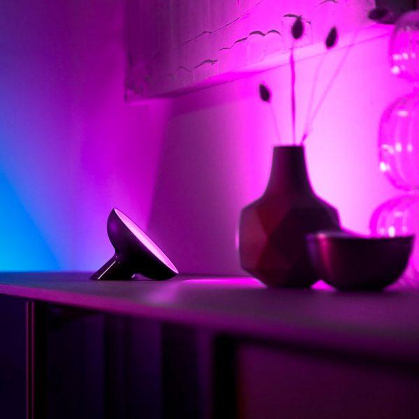 lampara-de-sobremesa-bloom-led-negro-philips-hue-foto-2