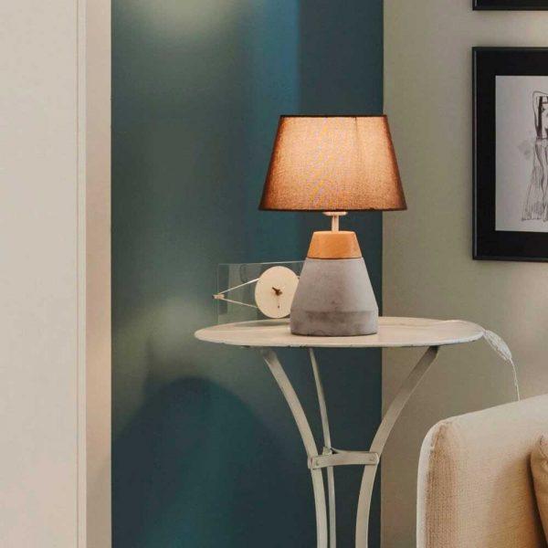 lampara-de-sobremesa-tarega-gris-cemento-eglo-foto-2
