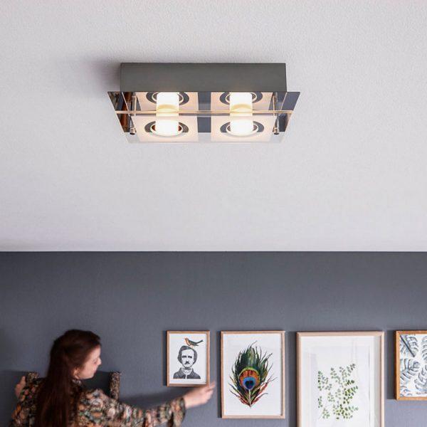 lampara-de-techo-plafon-polygon-led-blanco-philips-foto-4