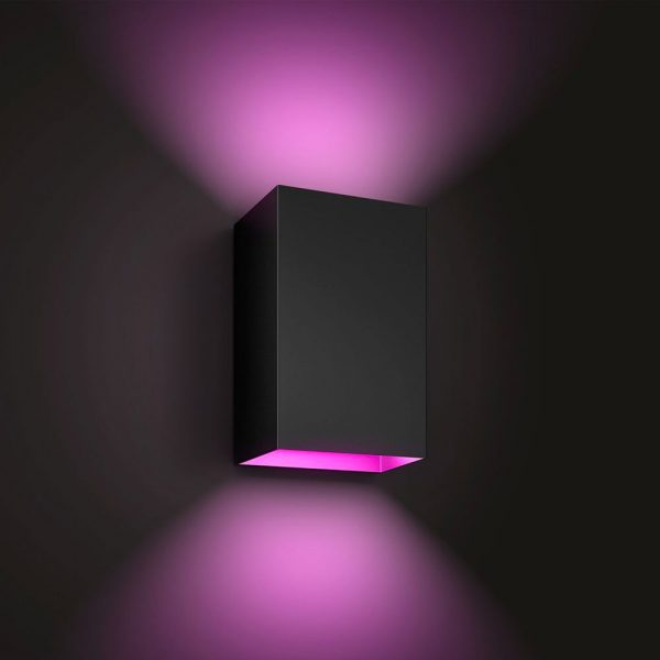aplique-de-pared-exterior-resonate-negro-philips-hue-foto-2
