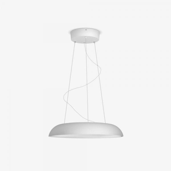 Lámpara colgante Amaze blanco Philips Hue 1