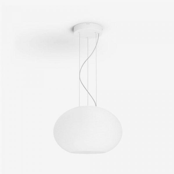Lámpara colgante Flourish led blanco Philips Hue 1