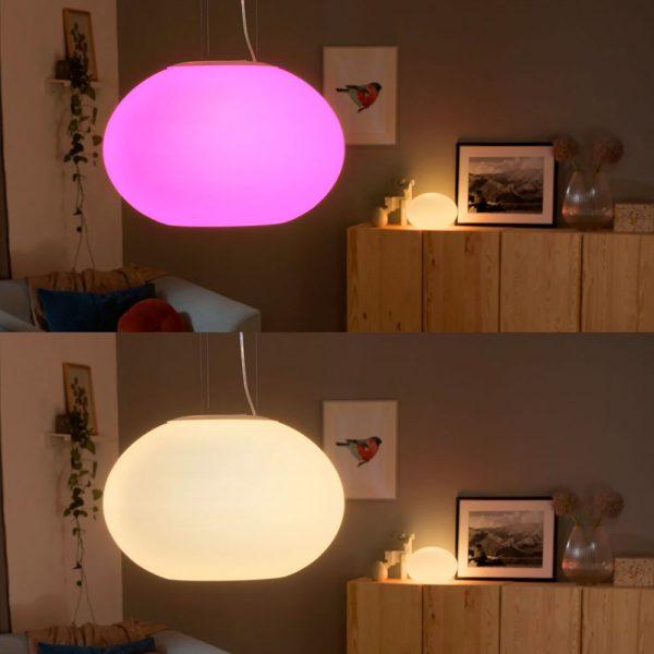 lampara-colgante-flourish-led-blanco-philips-hue-foto-2