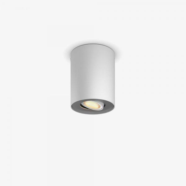 lampara-de-techo-foco-pillar-blanco-philips-hue-foto-1