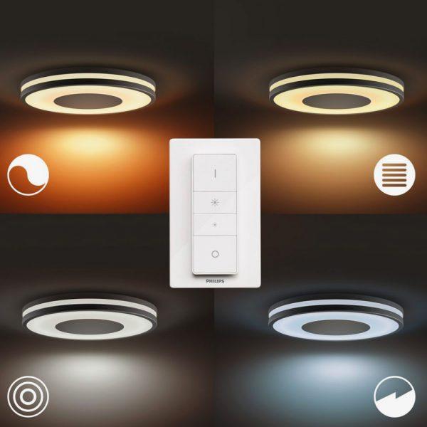 lampara-de-techo-plafon-being-led-negro-philips-hue-foto-5