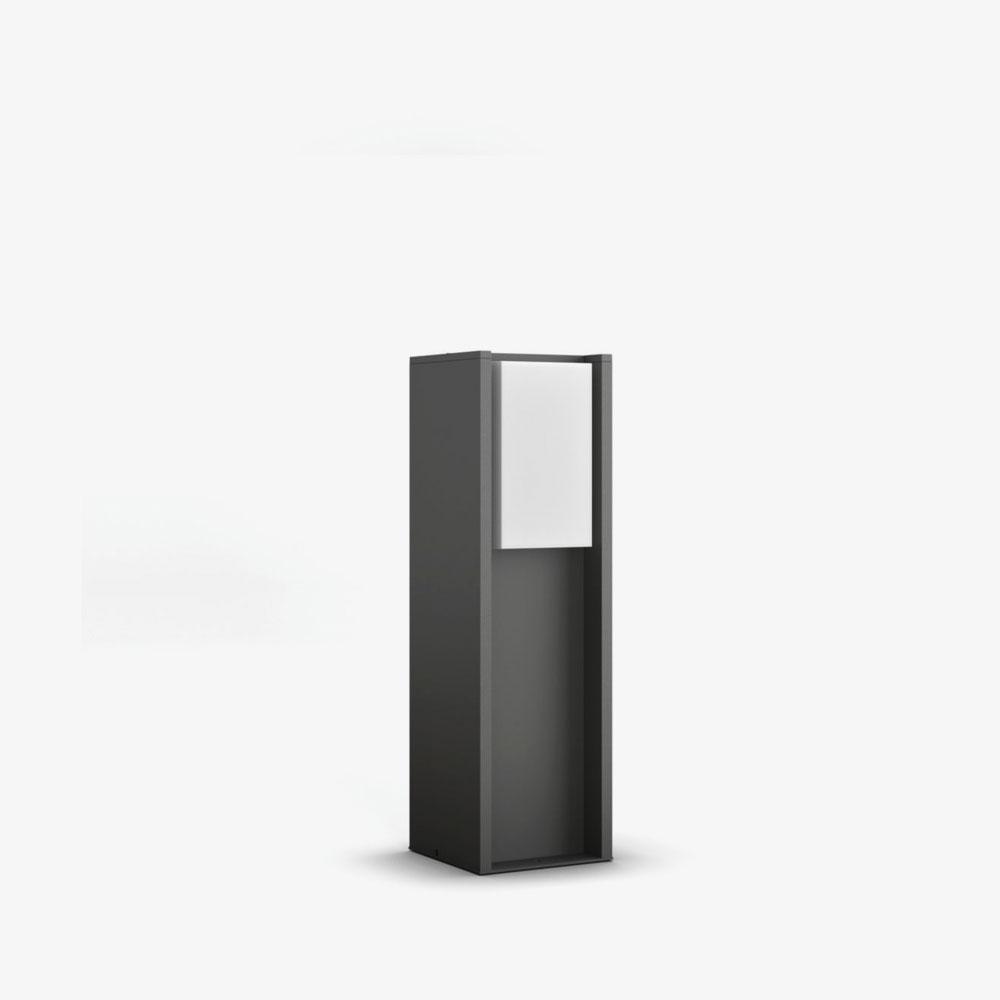 pedestal-exterior-turaco-led-e-27-negro-philips-hue-foto-1