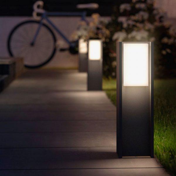 pedestal-exterior-turaco-led-e-27-negro-philips-hue-foto-2