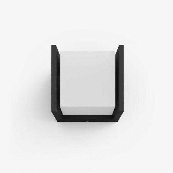 aplique-de-pared-exterior-fuzo-cuadrado-negro-philips-hue-foto-2