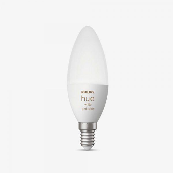 bombilla-inteligente-philips-hue-e14-luz-blanca-y-color-foto-1