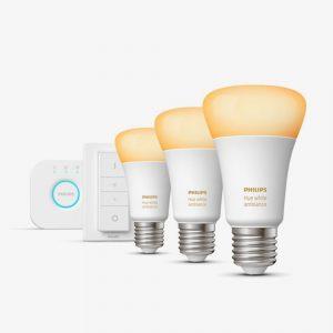 kit-3-bombillas-philips-hue-led-e27-y-puente-luz-blanca-1