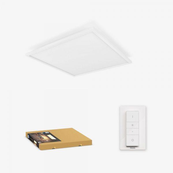 lampara-de-techo-plafon-aurelle-60cm-bluetooth-blanco-philips-hue-2