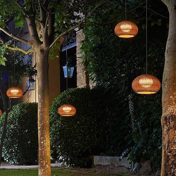Lámparas exterior m
