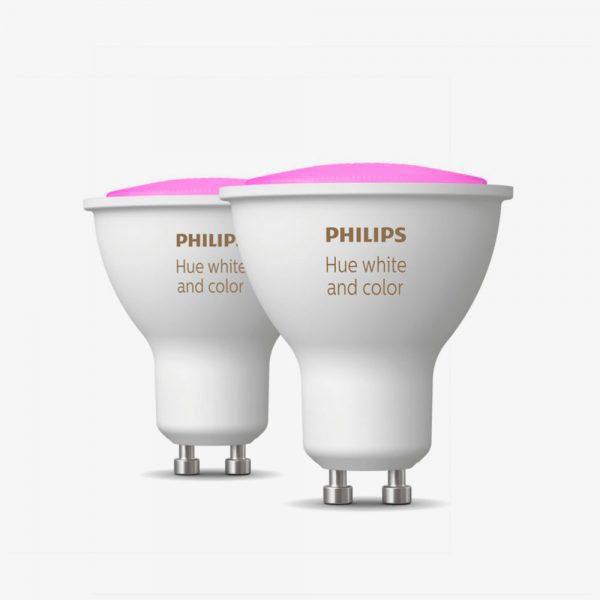 pack-2-bluetooth-philips-gu10-luz-blanca-y-color-foto-2