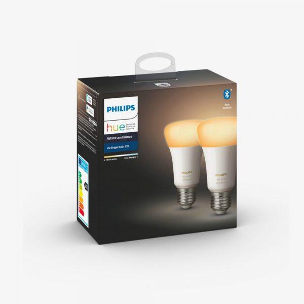pack-2-bluetooth-philips-hue-e27-luz-blanca-3