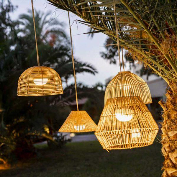 lampara-colgante-bossa-hang-led-marron-new-garden
