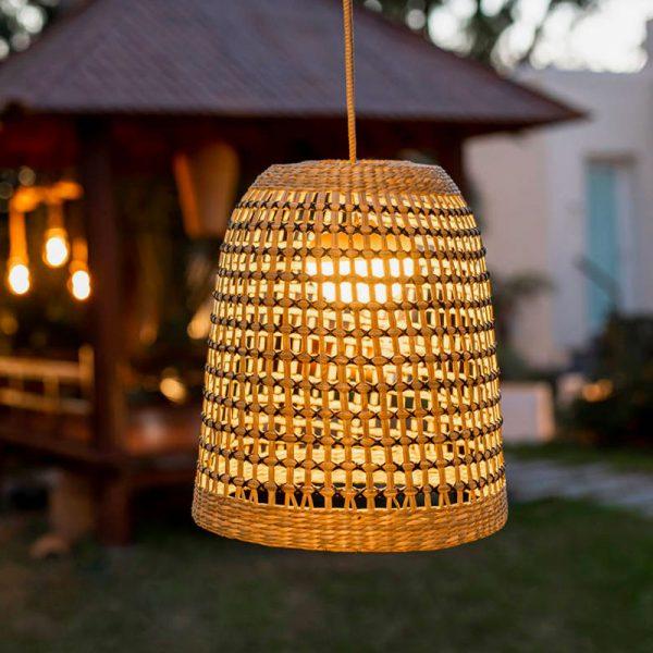 lampara-colgante-sin-cables-positano-marron-new-garden