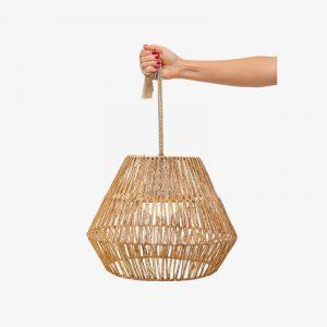 lampara-colgante-sin-cables-sisine-hang-led-marron-new-garden