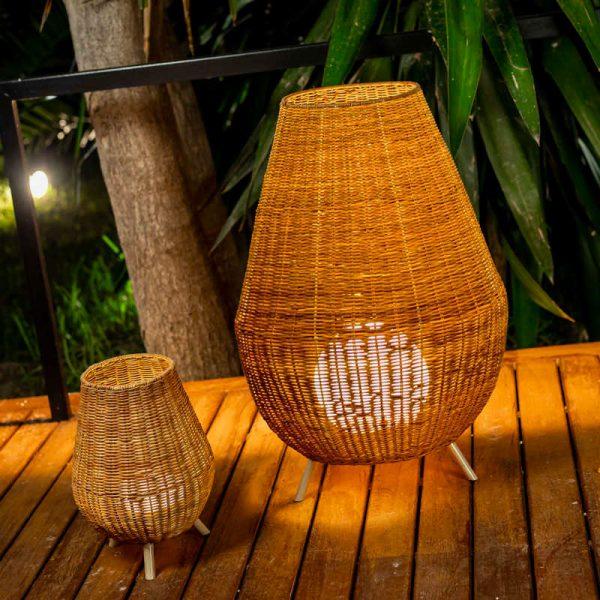 lampara-de-sobremesa-sin-cables-saona-70-led-marron-new-garden